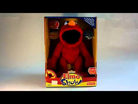 ELMO SHOW - Fisher Price