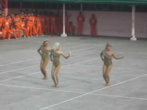 CPDRC Dancing Inmates Single Ladies Divettes Show