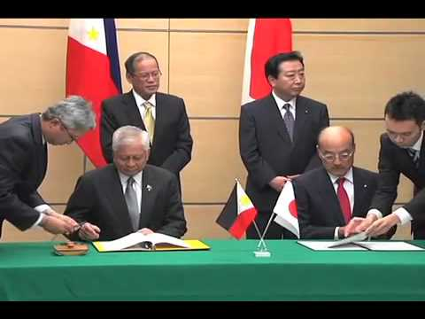 http://rtvm.gov.ph - Signing of Japan-Philippines Joint Statement