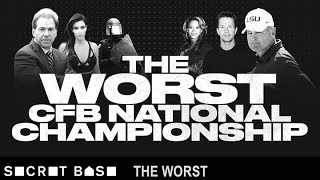 Download Lagu The Worst College Football National Championship: 2012 - Episode 10 Gratis STAFABAND