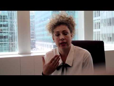 Doctor Who - Alex Kingston Part 1 of 2