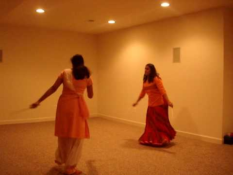 Dandiya Dance-practice Video 1 video