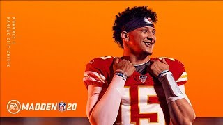 EA Access - Early Madden NFL 20 Gameplay