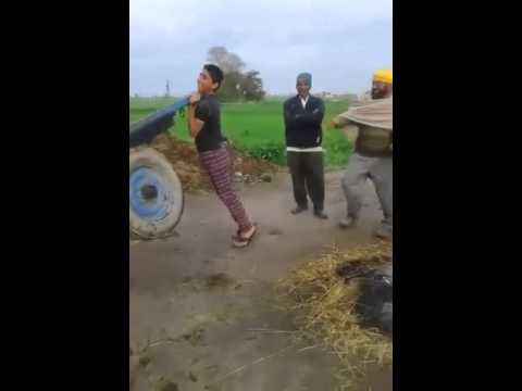 Latest Funny punjabi real life video 2016 must watch