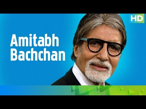 Happy Birthday Amitabh Bachchan!