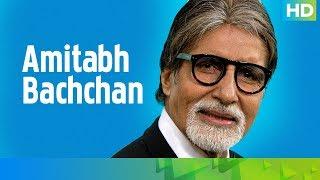 Happy Birthday Amitabh Bachchan!