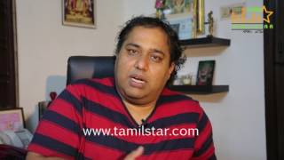 Director / Producer CV Kumar Interview About Maayavan Movie