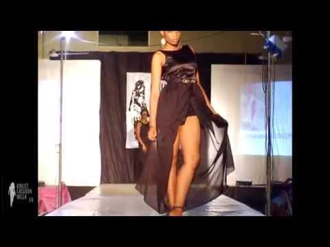 Knust Fashion Week 2014 Day 2 - Ekwiaba Colours video