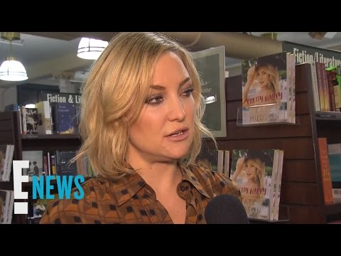 "Kate Hudson Talks Sex and Fitness in New Book ""Pretty Happy"" 