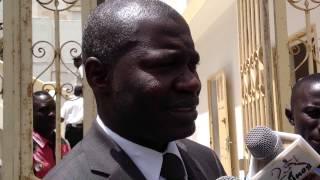 Me Makhtar Diop, avocat de Me Aïssata Tall Sall: C'est un scandale