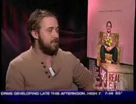 Interview with Ryan Gosling from