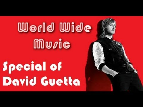World Wide Music: Top 10 The Best Of David Guetta