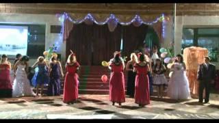 Театр оперетты.  Канкан в исполнении любимых учителей.