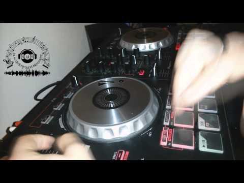 Pioneer DDJ-SB scratch
