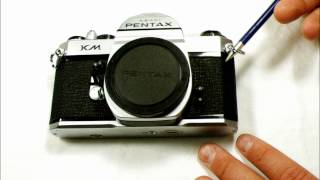 Introduction to the Pentax KM (Video 1 of 2)