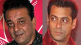 SALMAN Khan & SANJAY Dutt in Partner 2