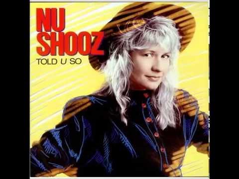 Nu Shooz  -  Should I Say Yes