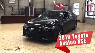 [Here we go] 2019 Toyota Avalon XSE - Interior and Exterior Review