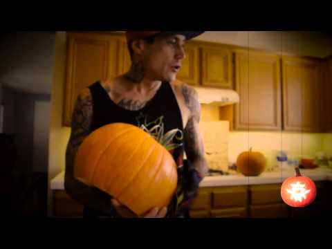 Carving Pumpkins with KMK