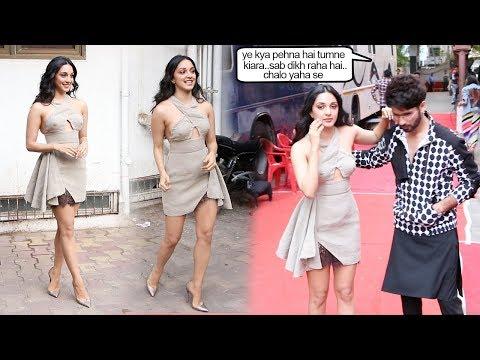 Shahid Kapoor SAVES Co-star Kiara Advani from getting EMBARASSED on Camera At Kabir Singh Eevent