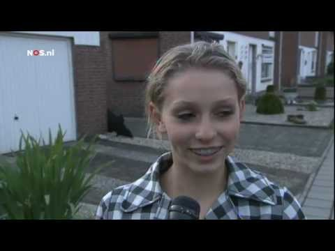 Limbo accent meisje getroffen door windhoos