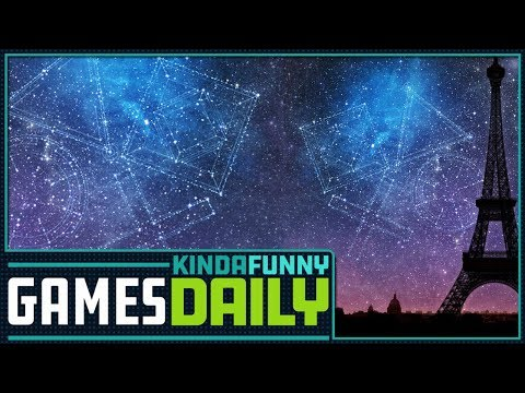 PlayStation's Second E3 of 2017 - Kinda Funny Games 10.27.17