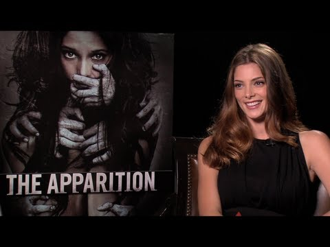 Ashley Greene Interview: THE APPARITION