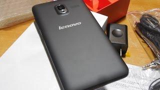 #100 Юбилейный Обзор посылки с Китая, Подарок к новому году, Lenovo A850+ OctaCore 1Гб