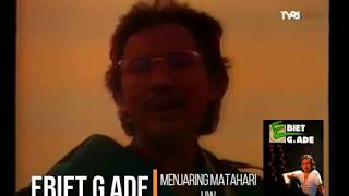 Ebiet G Ade - Menjaring Matahari (1989) (Selekta Pop)