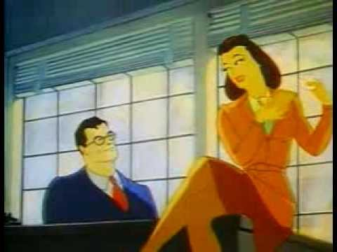Superman Cartoons Superman 1940's Cartoons