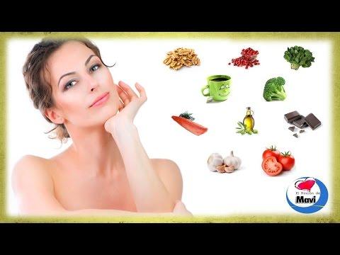 Los mejores alimentos antienvejecimiento (Muy Bueno)