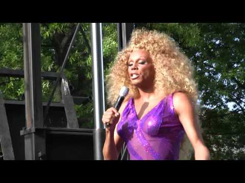 Supermodel RuPaul: Capital Pride 2009 - Washington, DC gay, lesbian, bi, ...