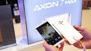 Обзор ZTE Axon 7 Max, который умеет показывать 3D