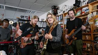 "Tedeschi Trucks Band - NPR Music Tiny Desk Concertにて""Just As Strange""など3曲を披露 映像を公開 thm Music info Clip"