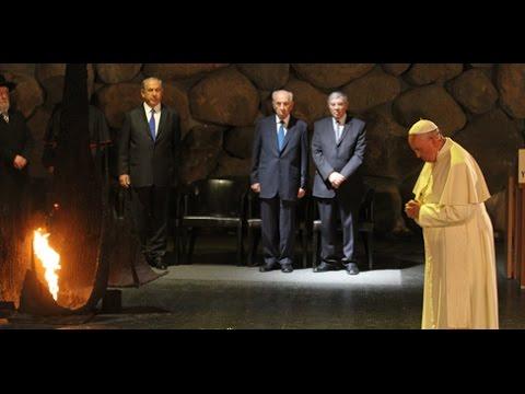 ¿El Papa Francisco en un Ritual illuminati? Extraño Comportamiento - COMPARTE VIDEO - MuchosEnigmas