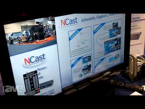 InfoComm 2013: NCast Reveals Presentation Service