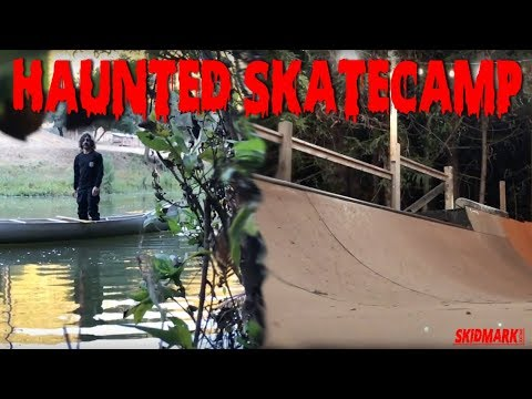 Haunted Skatecamp