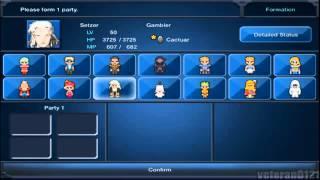 Final Fantasy VI Bonus (iOS) #92 Character Analysis