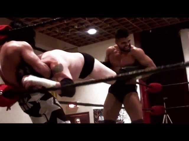 ECCW - The Bollywood Lions Entrance Video 2011