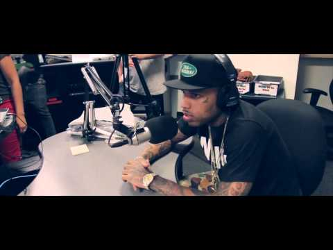 Kid Ink Announces