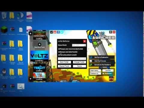 Minecraft Voltz For Free! And Voltz server.
