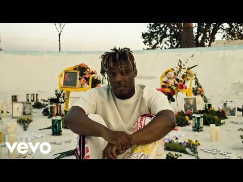 Juice WRLD - Black & White
