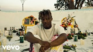 Juice Wrld Black White Official Music Audio