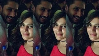 Naga Chaitanya and Samantha Lovely Beautiful Night Party Video Leaked - Awesome !!