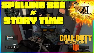 Spelling Bee + Story Time (Blackout Funny Moments & Fails)