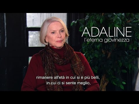 Adaline - L'eterna giovinezza: Intervista a Ellen Burstyn