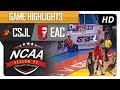 CSJL vs. EAC   NCAA 93   MB Game Highlights   July 18, 2017 MP3