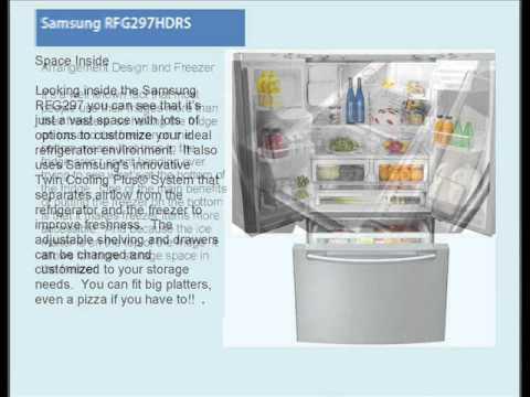French Door Refrigerator Youtube Samsung French Door