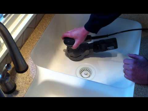 Repairing an Acrylic Sink