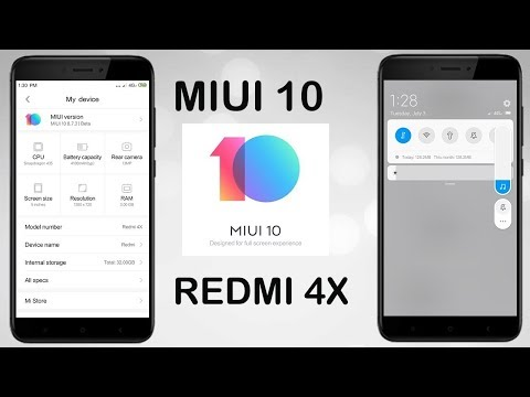 How to Upgrade/Flash/Install to MIUI 9 - Redmi 4X (Android Nougat)